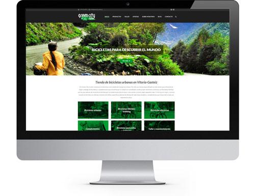 Diseño páginas web Vitoria