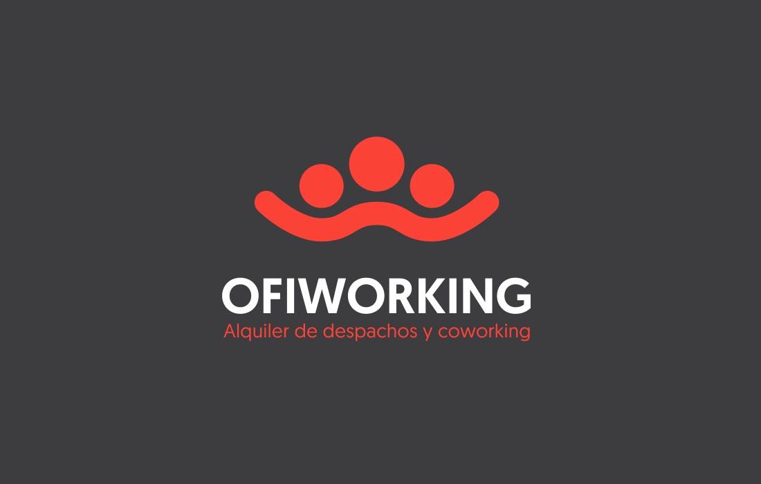 Diseño de logotipo para Ofiworking