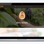 Diseño de página web para La Cocina de Senen