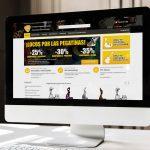 Diseño de tienda online Magento para Stickysoul Guitars