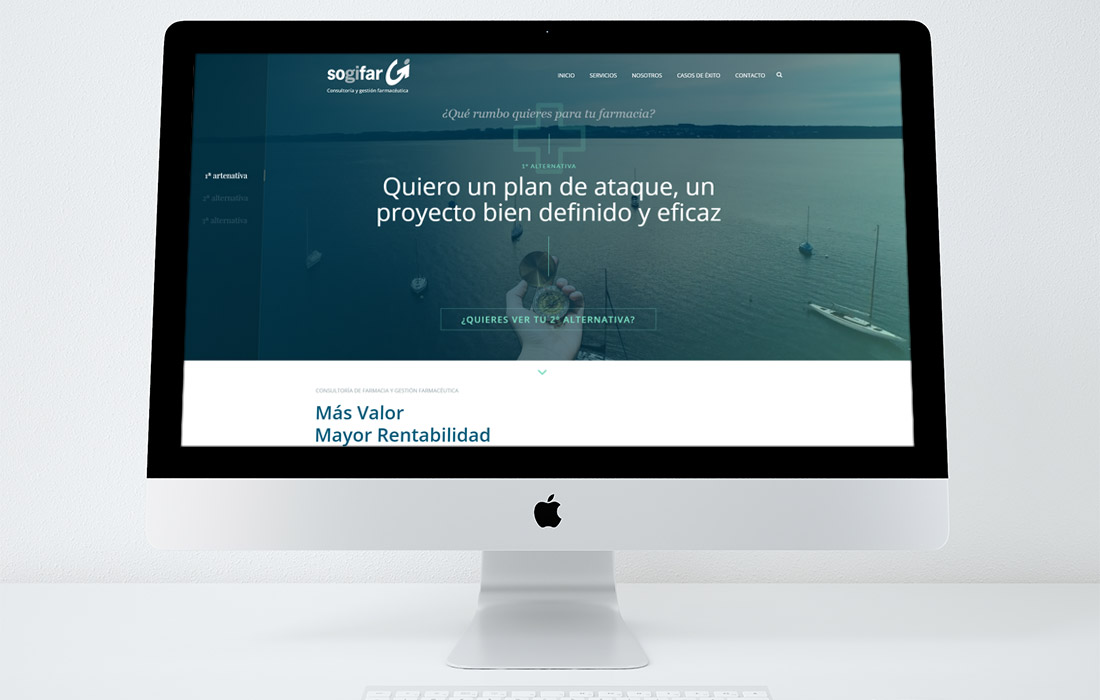 Diseño de página web y SEO